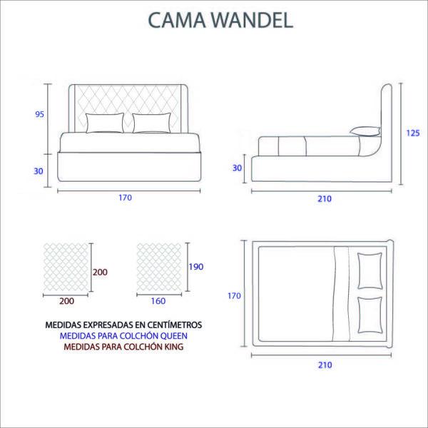 Cama Wandel