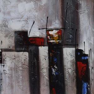 C Arte Abstracto Acrílico 1044