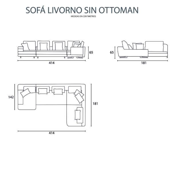 Sofá Modular Livorno